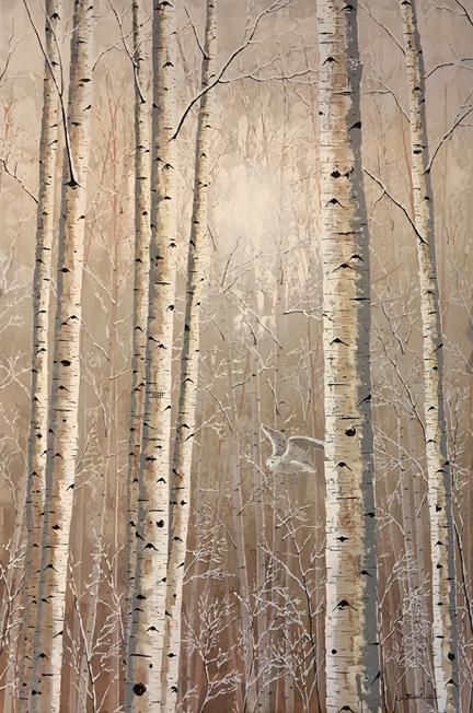 Hedwidge 40 x 60